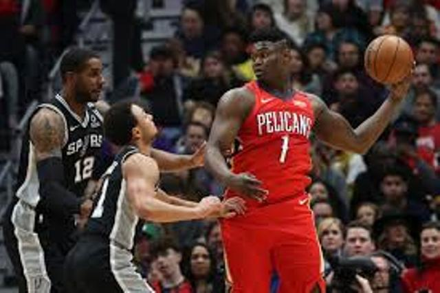 Timberwolves Come To Town To Meet Zion Williamson And Pelicans, At Smoothie King Center
