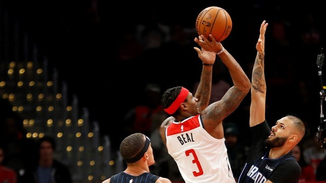 Wizards And Bradley Beal To Host Hawks At Capital One Arena