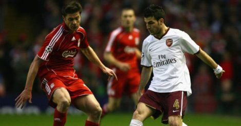 Fabregas:  How Alonso Begged To Join Arsenal From Liverpool