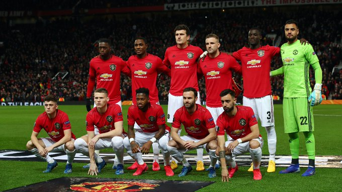 Man United Fans Ready 'To Roll' As Europa League Takes Centre Stage