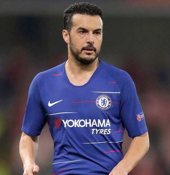 Pedro Sends Farewell Message To Chelsea Fans Ahead Roma Move