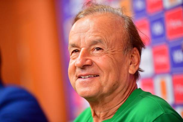 International Friendly: Rohr Plays Down Super Eagles Defeat To Algeria