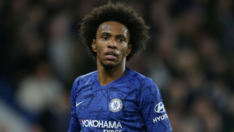 Brazilian Winger Gets Three-Year Deal From Chelsea