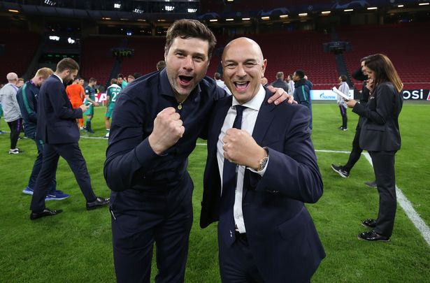 Mauricio Pochettino reveals 'dream' Tottenham plan as Argentine linked with Newcastle job