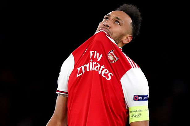Gabon FA Boss Urges Aubameyang To Leave Less Ambitious Arsenal