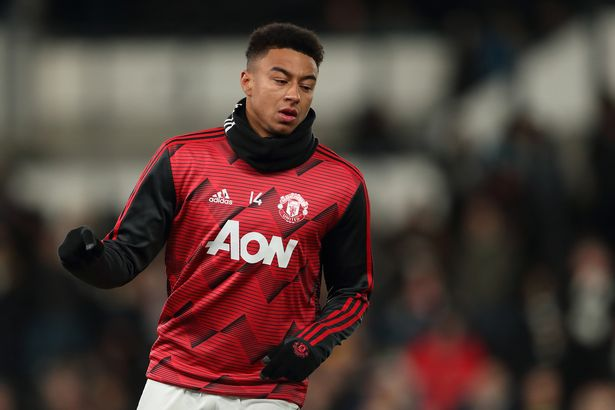 Arsenal Linked With Man United's Lingard