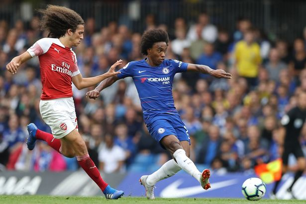 Willian Confirms Chelsea Exit Amid Arsenal Transfer