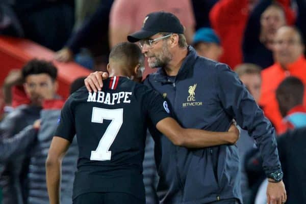 Klopp Calls Mbappe's Dad Over Son's Transfer To Liverpool