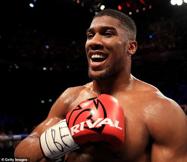 Joshua Vows To Beat Fury In Battle Of The Britons