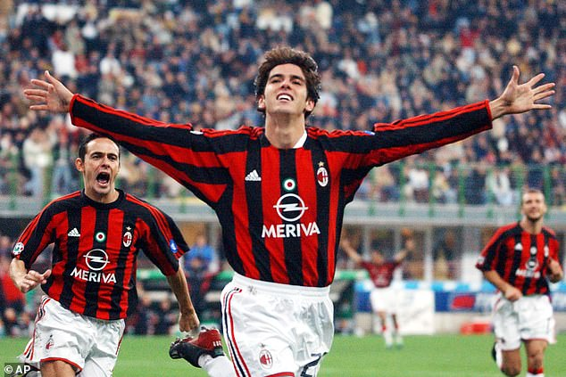 Kaka Rejected £88m Move To Man City In 2009