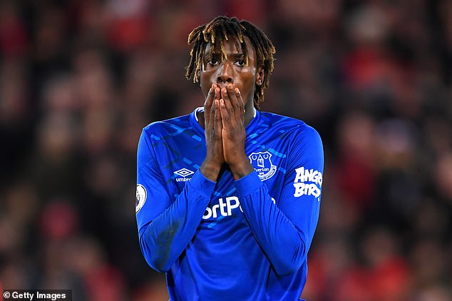 Iwobi's Everton Teammate Kean Slammed For Hosting House Party Amid Coronavirus Pandemic