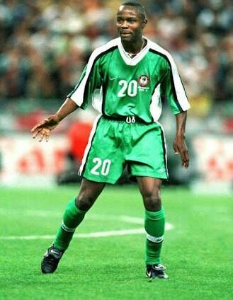 Ezeugo: I Was Responsible For Ikpeba Going To 1994 World Cup