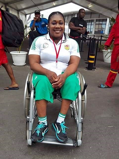 Dare Mourns Team Nigeria's Late Female Powerlifter Nwosu