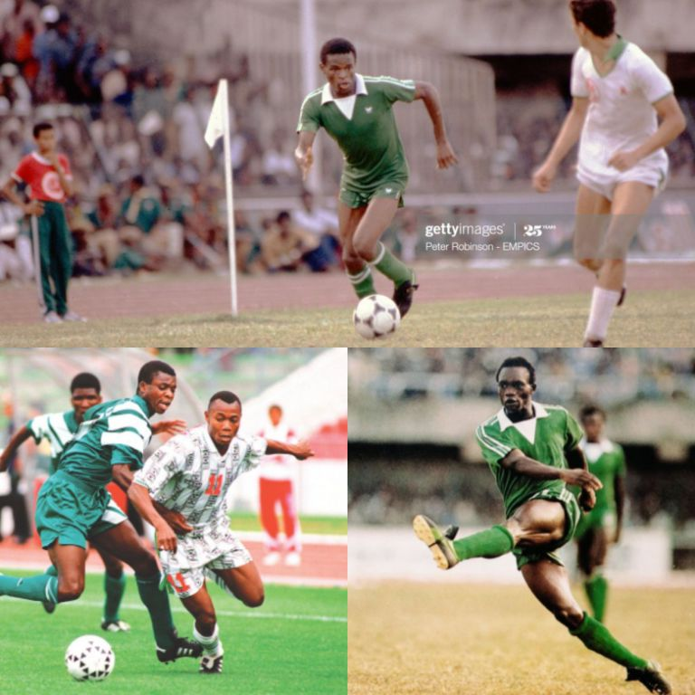 Greatest Left-Winger In Nigerian Football In 60 Years!