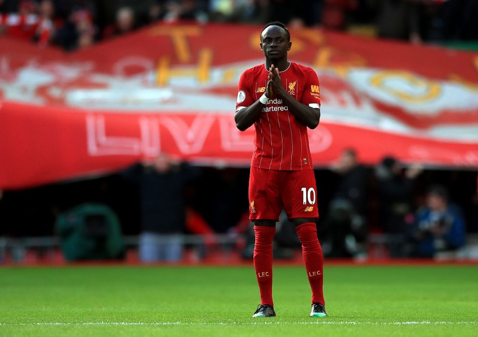 Mane 'Accepts' Liverpool May Be Denied Premier League Title
