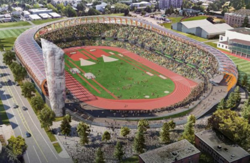 World Athletics Championships Oregon 2022 Dates Confirmed