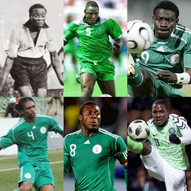 Who's The Greatest Striker In 60 Years Of Nigerian Football?