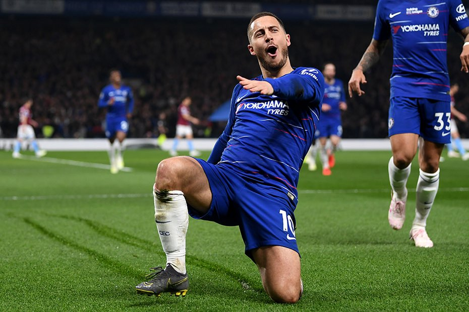 Mata Picks Hazard As Best-Ever Premier League Player