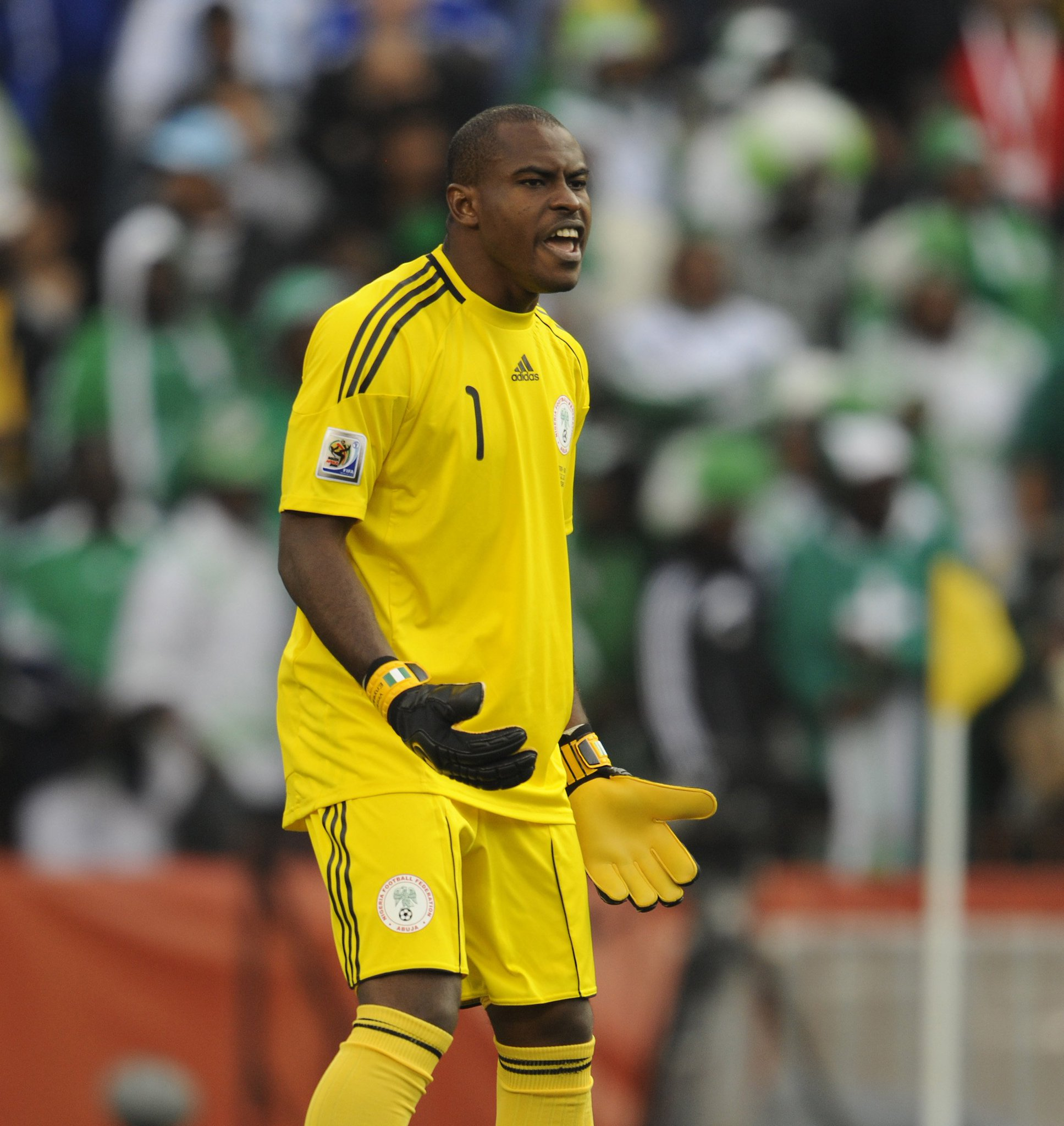 Enyeama: Why I Rejected Arsenal, Tottenham Hotspur Transfer
