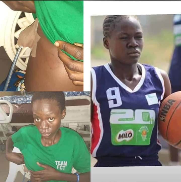 NBBF Mourns Nigerian Female Basketball Player
