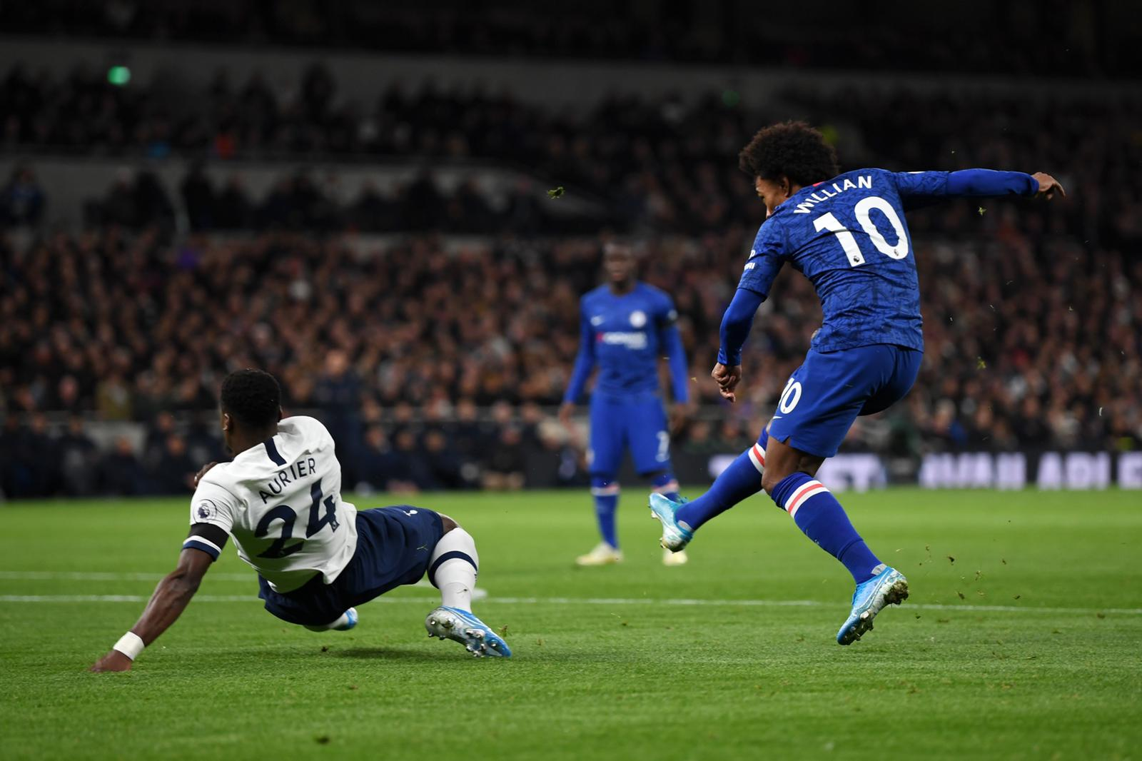 Willian Commits To Chelsea Until End Of Season