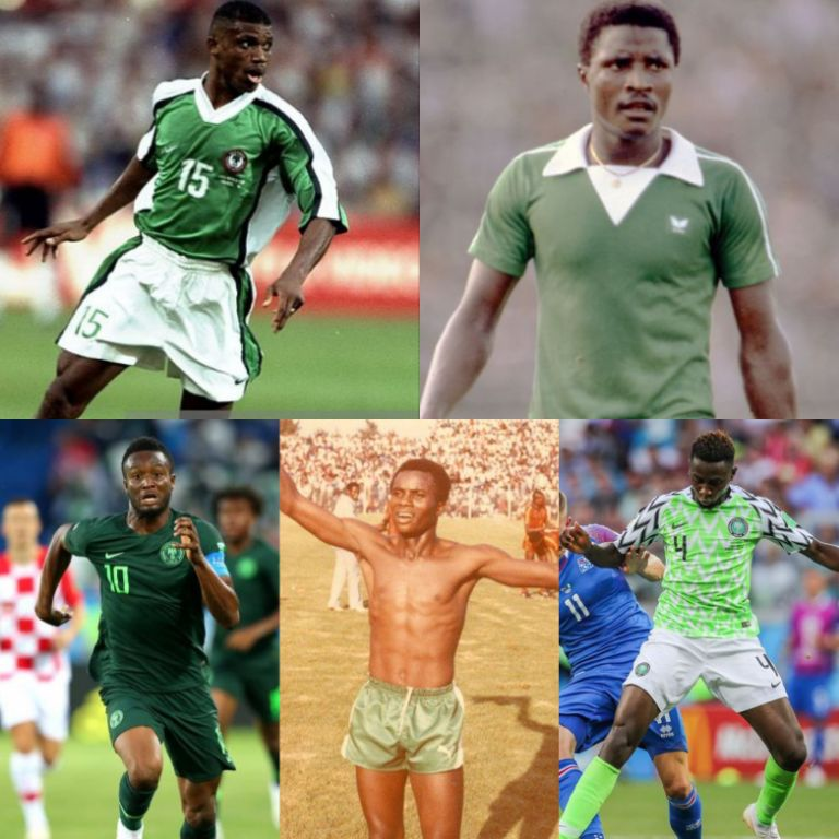 The Greatest Defensive-Midfield Player In Nigerian Football In 60 Years!