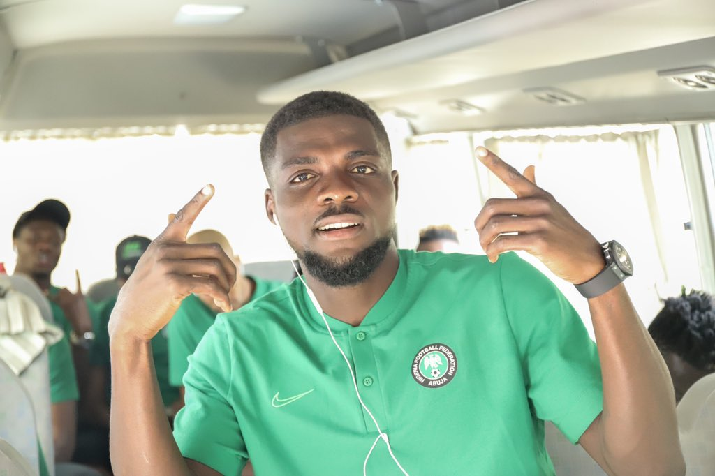 NFF Celebrates Super Eagles Midfield Star Ogu At 32