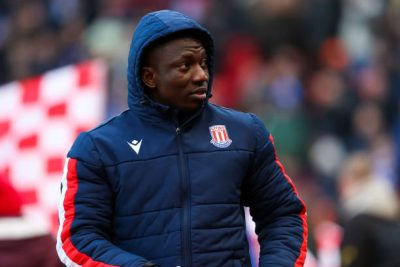 O'Neil:: Etebo Not Coming Back To Stoke City This Month