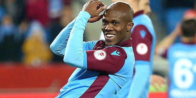 Saudi Club Al Hilal  To  Offer  €8m For Nwakaeme