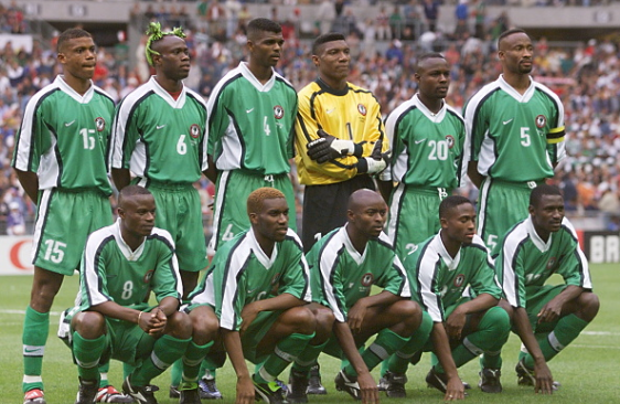 Taribo: Super Eagles Squad Was Good Enough To Win 1998 World Cup