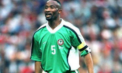central-defender-green-eagles-super-eagles-stephen-keshi-segun-olumodeji-christian-chukwu-taribo-west-uche-okechukwu-joseph-yobo