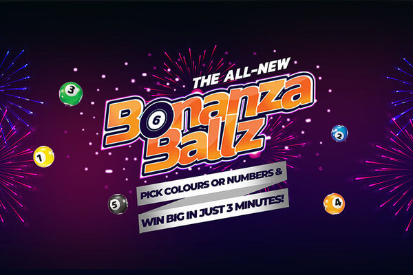 betBonanza Launches BonanzaBallz: New Numbers & Colours Game