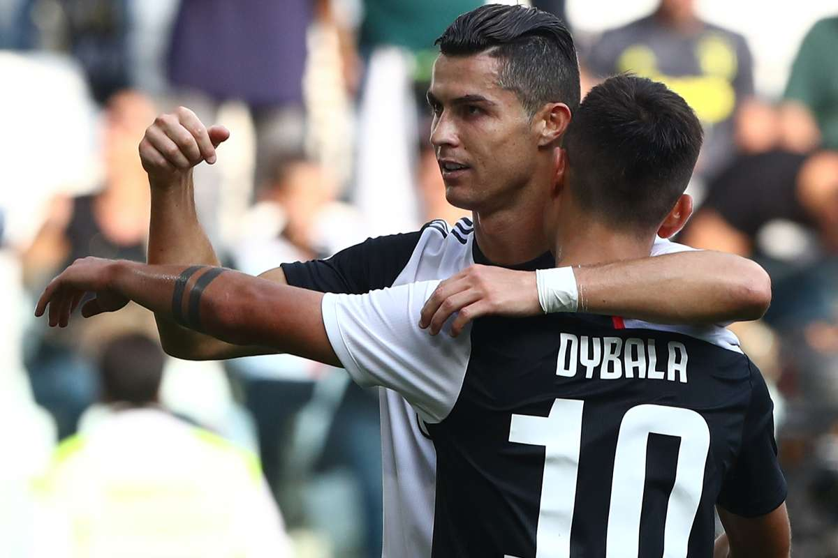 Dybala To Ronaldo: We Hate You In Argentina