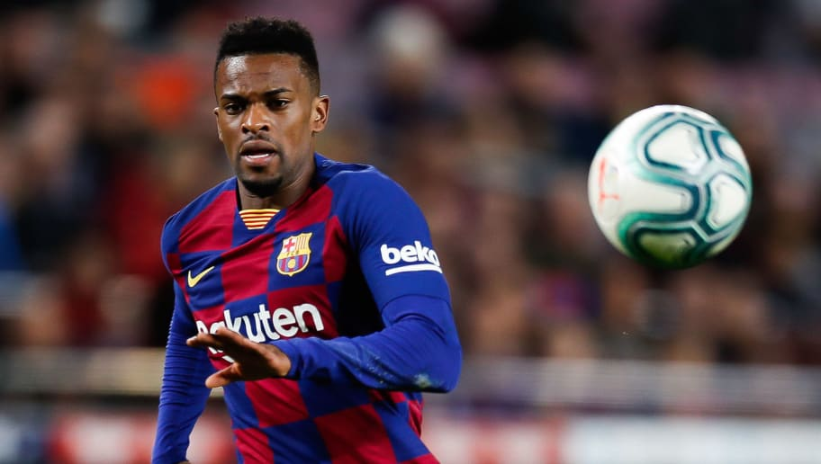 Man City In Advanced Talks With Barcelona For Semedo