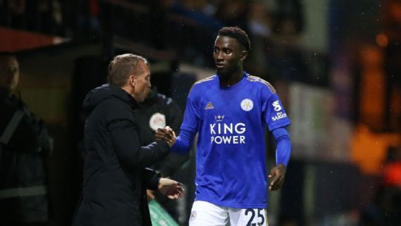 Ndidi: Leicester City Success Down To ' The  Rodgers Effect'