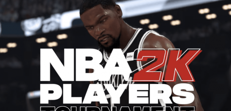 "NBA Players Go Head-to-Head In First-Ever ""NBA 2K Players Tournament"""