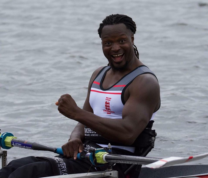 Tech Consultancy Sponsors Nigeria's First Paralympic Rower