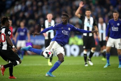 Rodgers Gives Latest Update On Injured Ndidi
