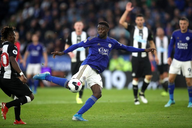 Ndidi: Leicester City's Season Was Great