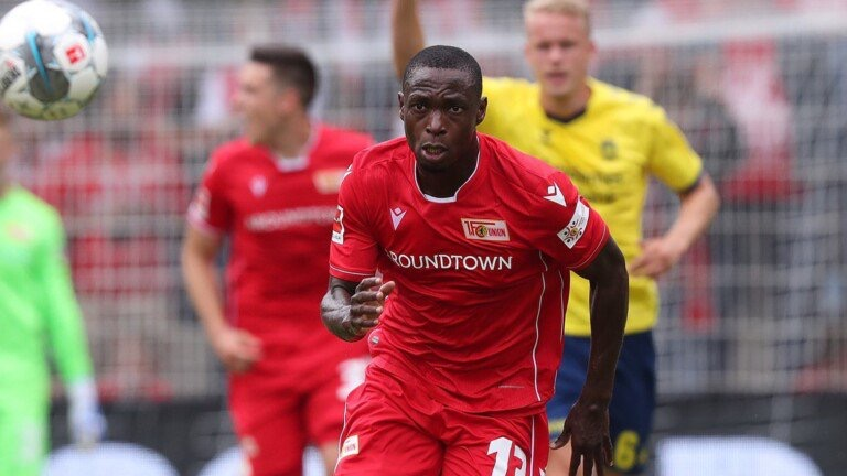 Bundesliga: Ujah's Union Berlin Coach banned from Bayern Clash Over Lockdown Violation