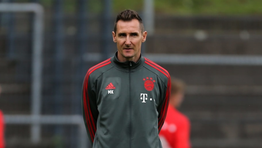 Bayern Munich Appoint Former Player Klose Assistant Coach