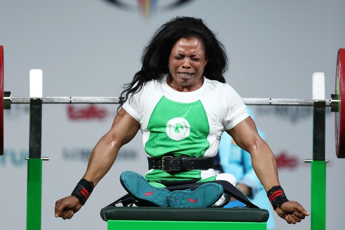 Nigeria's Paralympic Gold Medallist Oyema Receives Four-Year Ban For  Doping