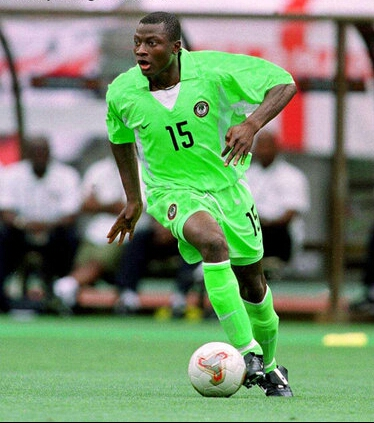 Justice Christopher: HowSuper Eagles Cost Me Manchester City Move
