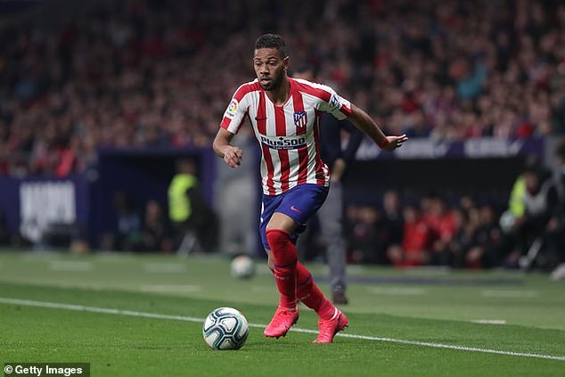 Atletico Madrid Defender Tests Positive For Coronavirus