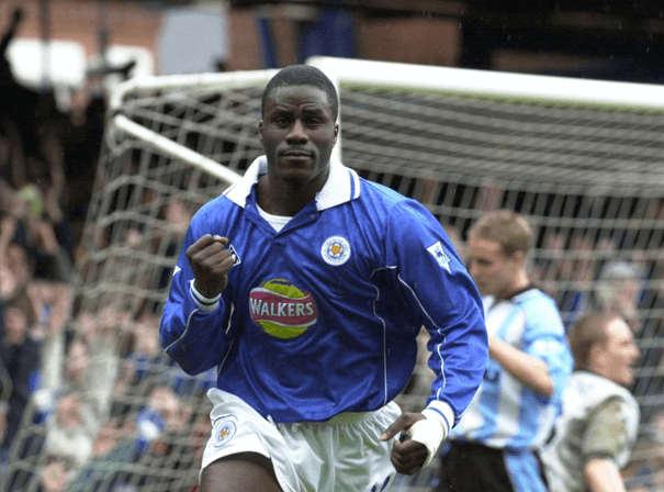 Ex-Super Eagles Striker Makes Leicester City's Worst Eleven Of Premier League Era