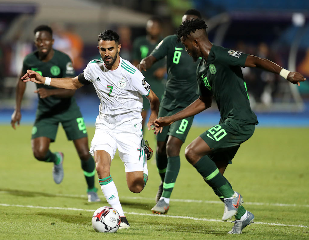 Mahrez: AFCON Should Hold Every Four Years To Give African Football Respect