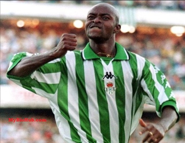 Finidi Makes LaLiga African All-time Eleven