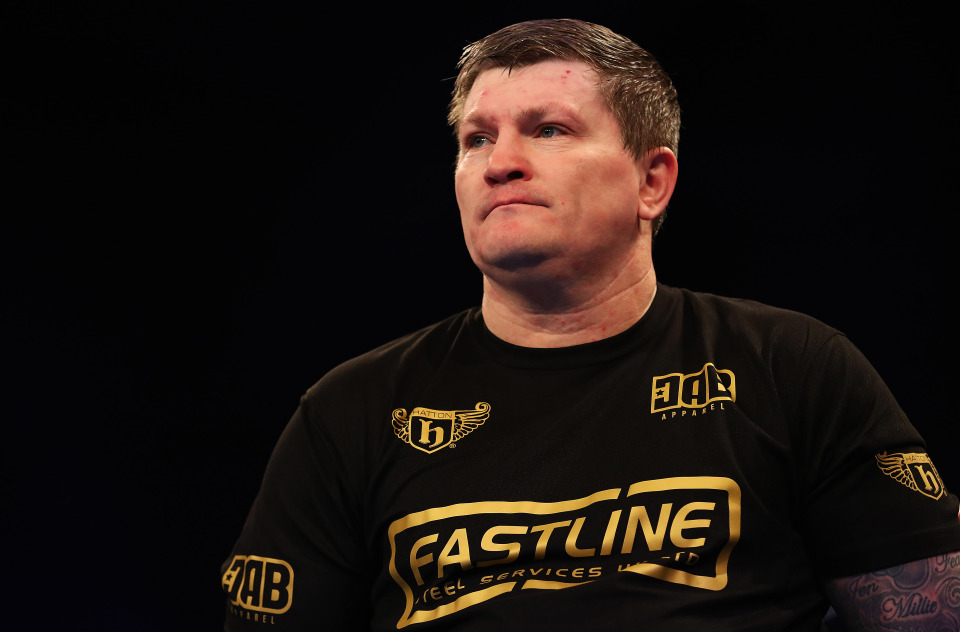 British Boxing Great Hatton Wants Joshua vs Fury Fight To Happen Soon