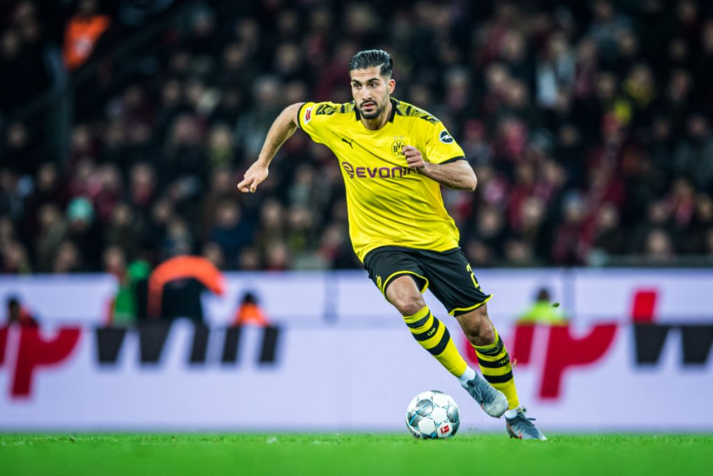 Emre Can: I'm Enjoying Being Key Player Again At Dortmund