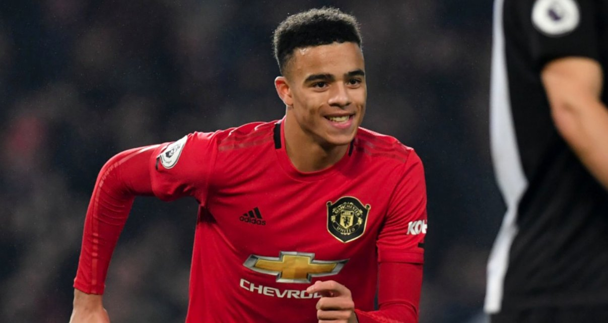 Ighalo Makes Prediction About Greenwood's Man United  Future